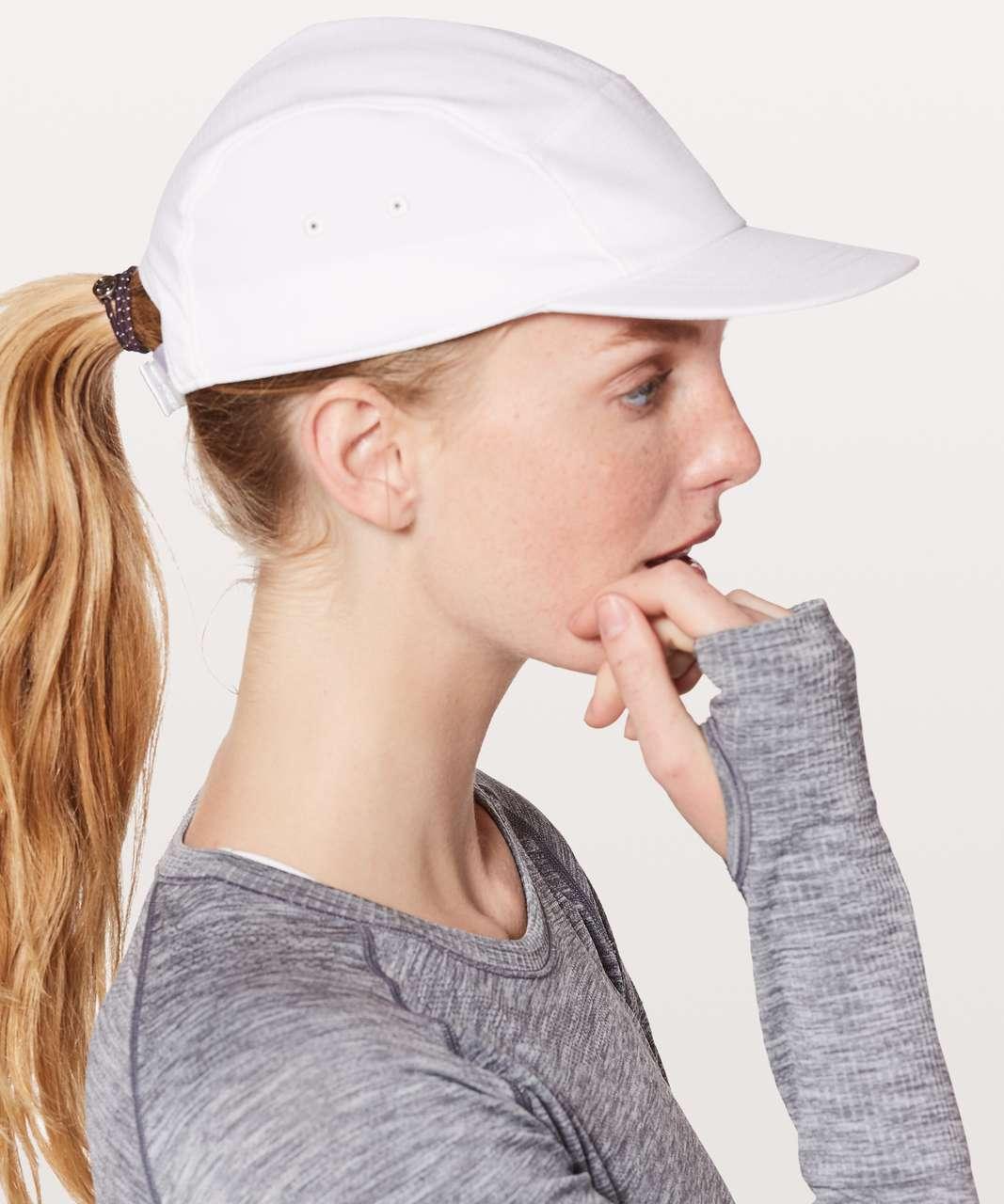 Lululemon Five Times Hat - White