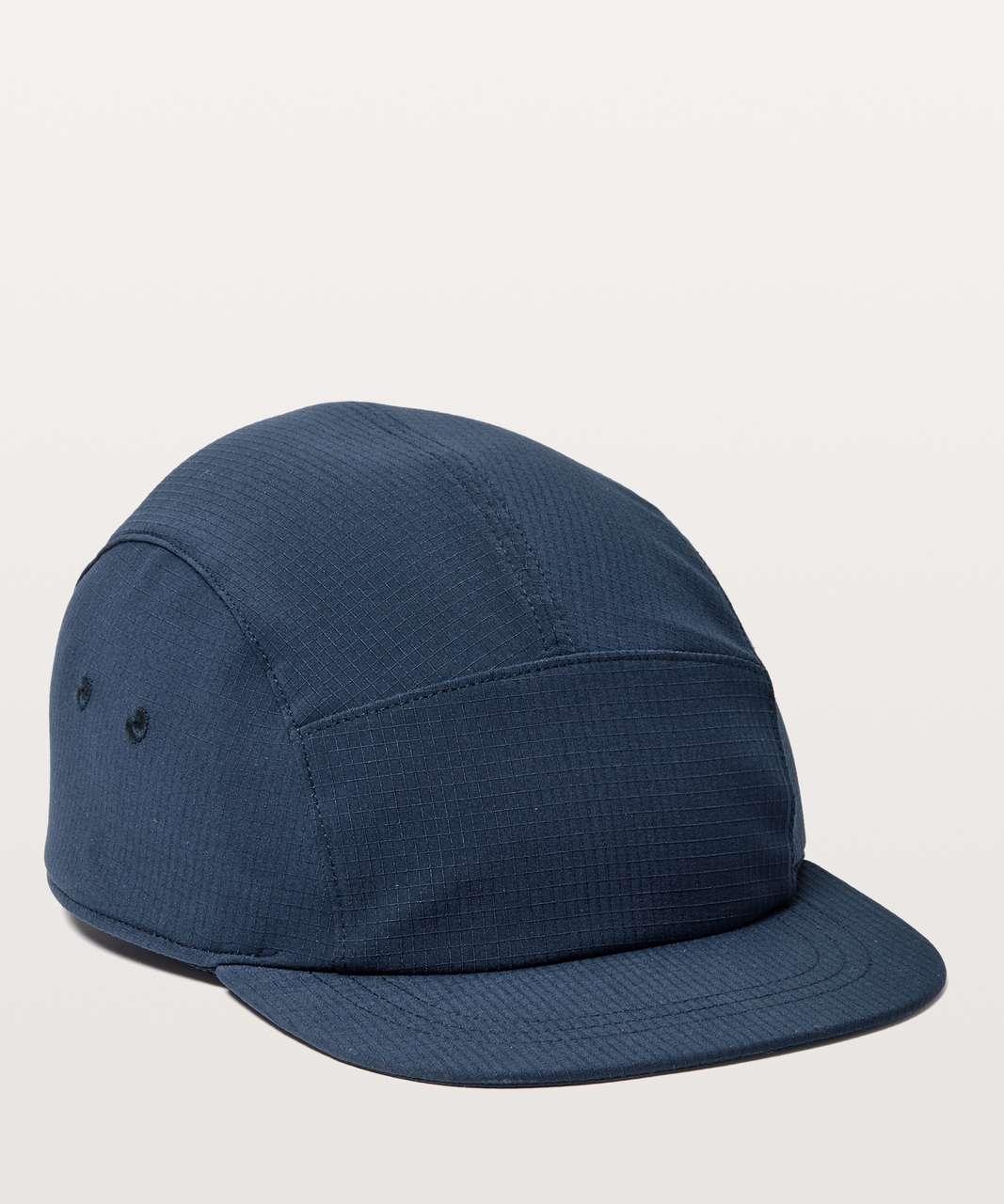 9bf08f09 Lululemon Five Times Hat - True Navy - lulu fanatics