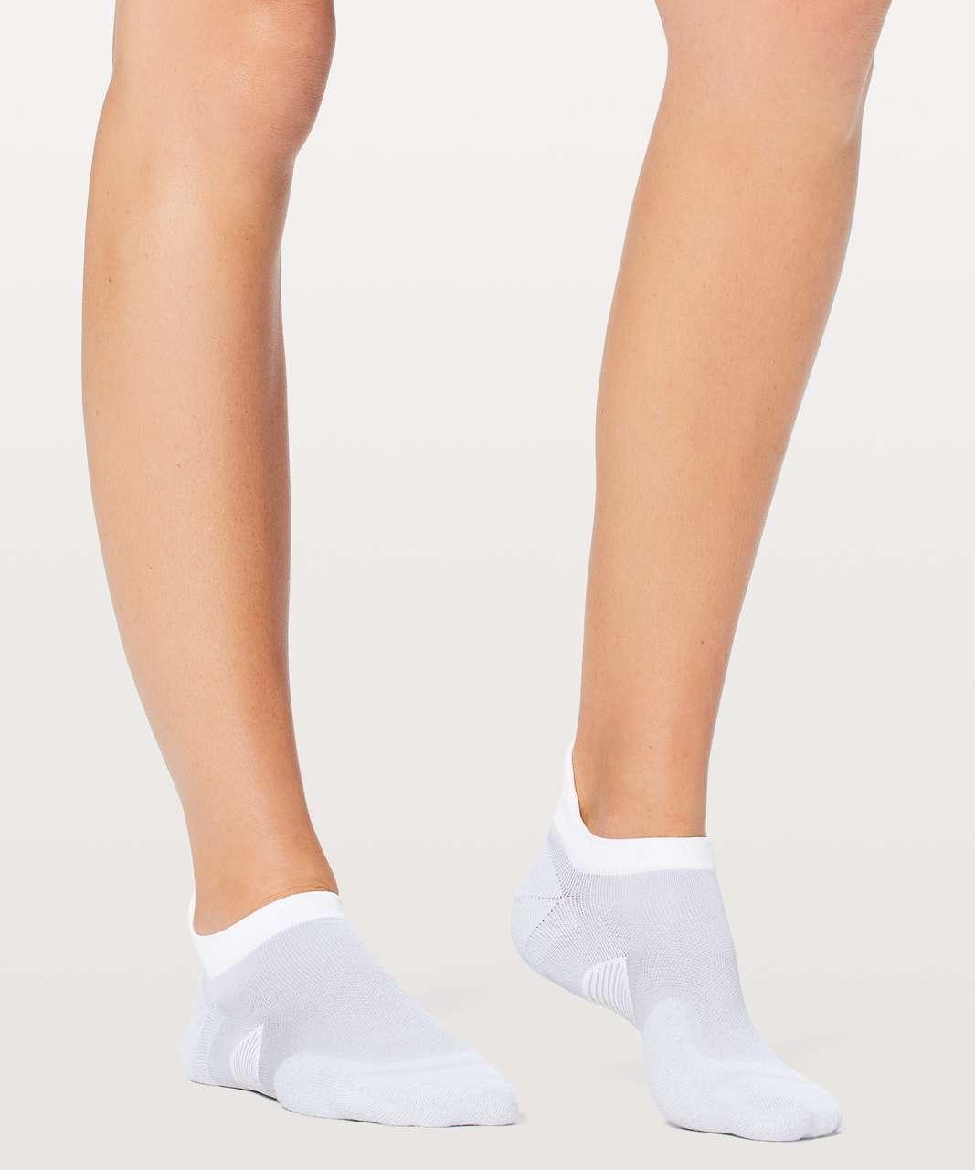 Lululemon Speed Sock 3-Pack - Starlight / Cameo / Serene Blue