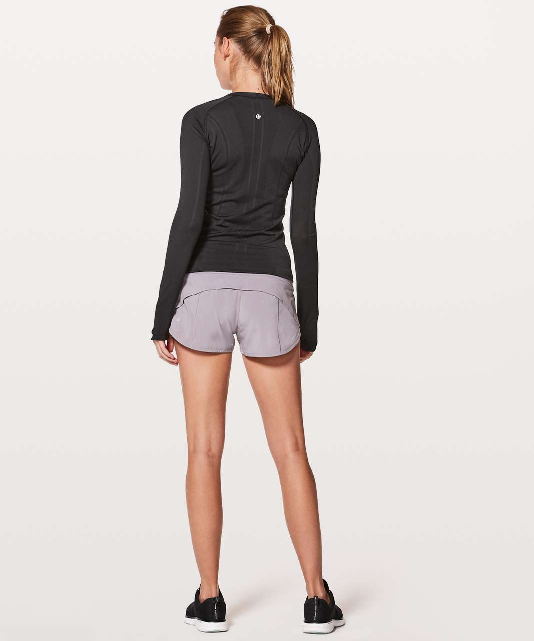 "Lululemon Speed Up Short 2.5"" - Dusty Dawn"