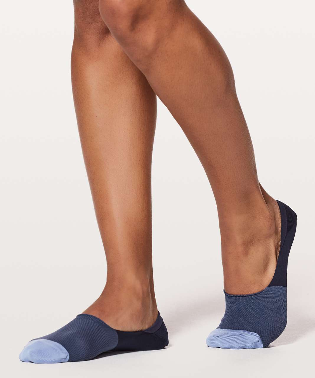 Lululemon Secret Sock - Dazed / Periwinkle Blue / Midnight Navy