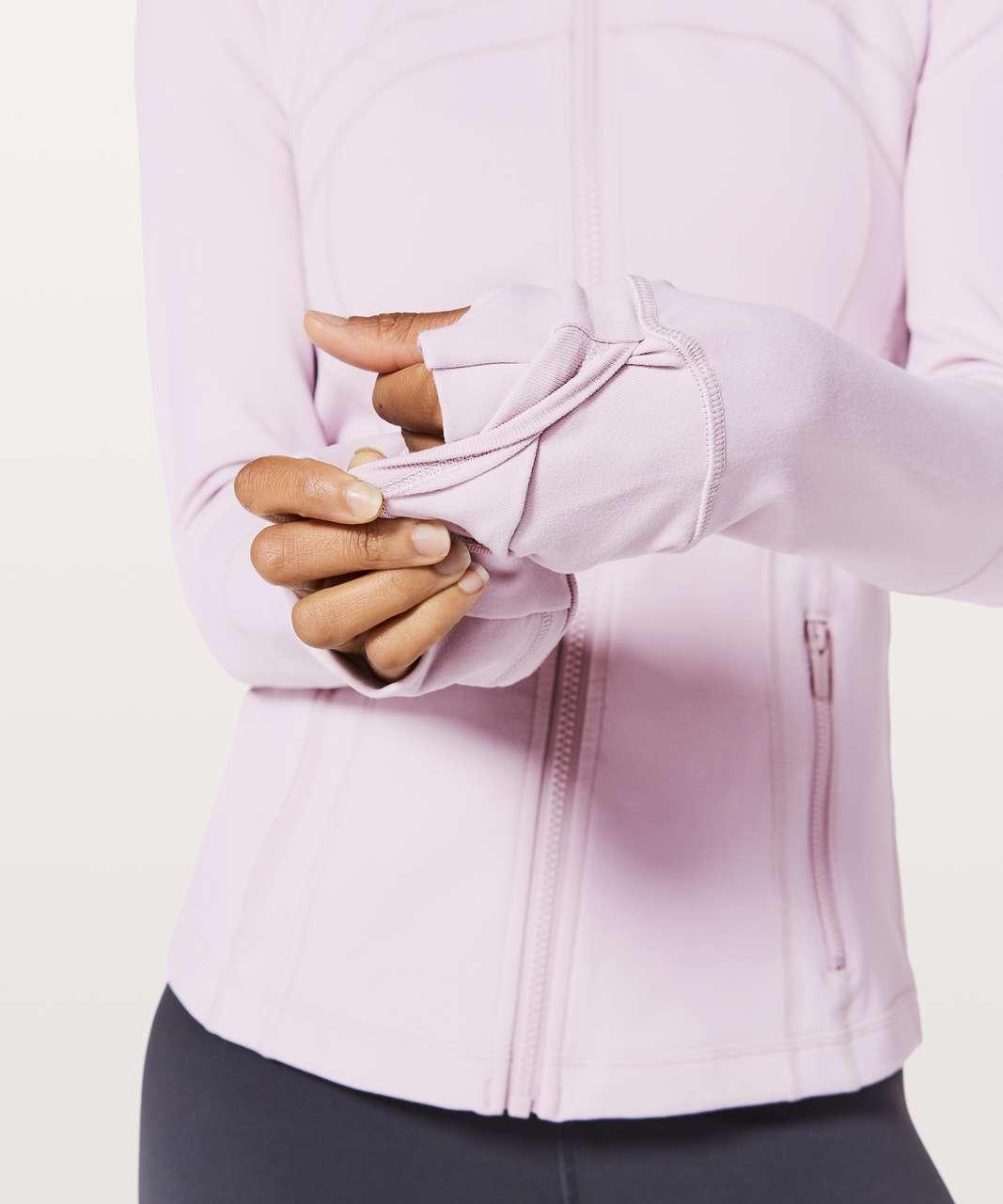 Lululemon Define Jacket - Porcelain Pink (First Release)