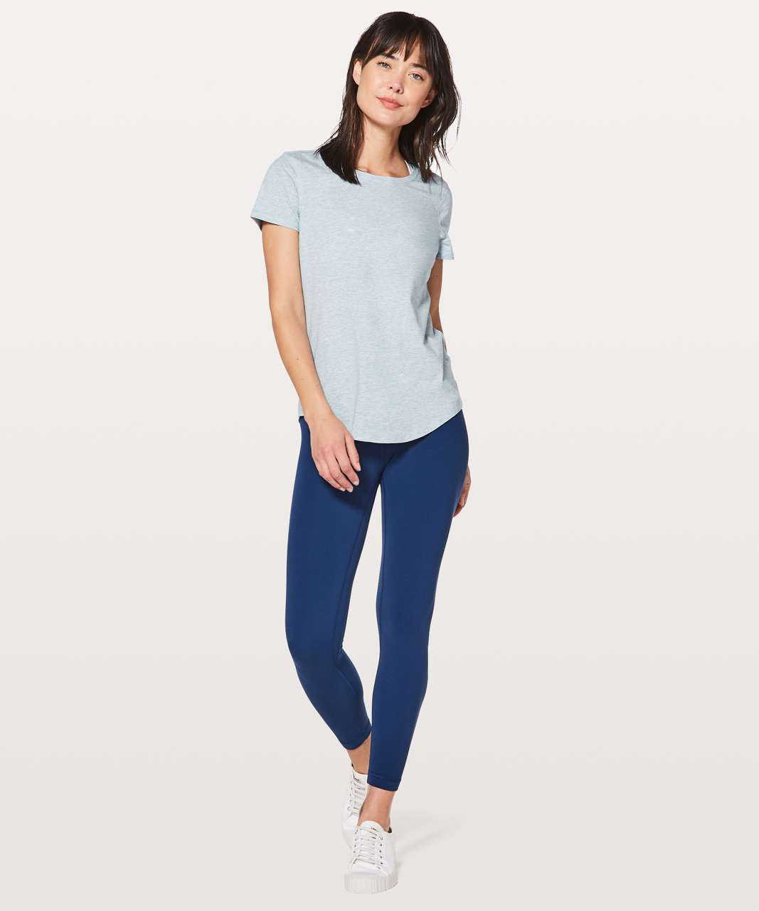 Lululemon Love Crew III - Heathered Starlight