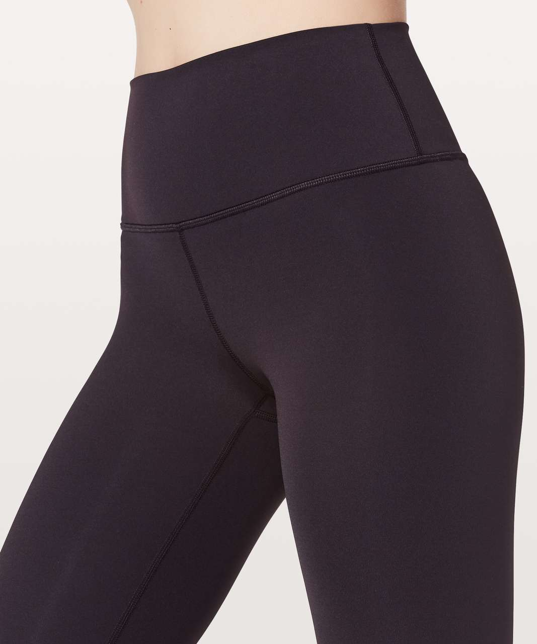 "Lululemon Wunder Under Hi-Rise 7/8 Tight *Full-On Luxtreme 25"" - Deep Phantom"