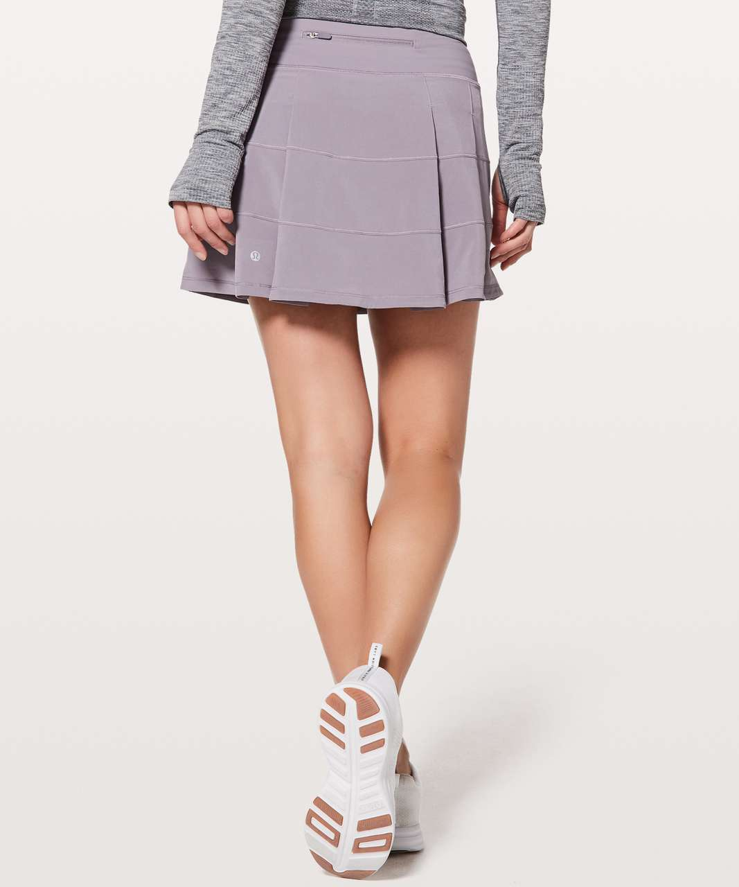 """Lululemon Pace Rival Skirt (Tall) *4-way Stretch 15"""" - Dusty Dawn"""