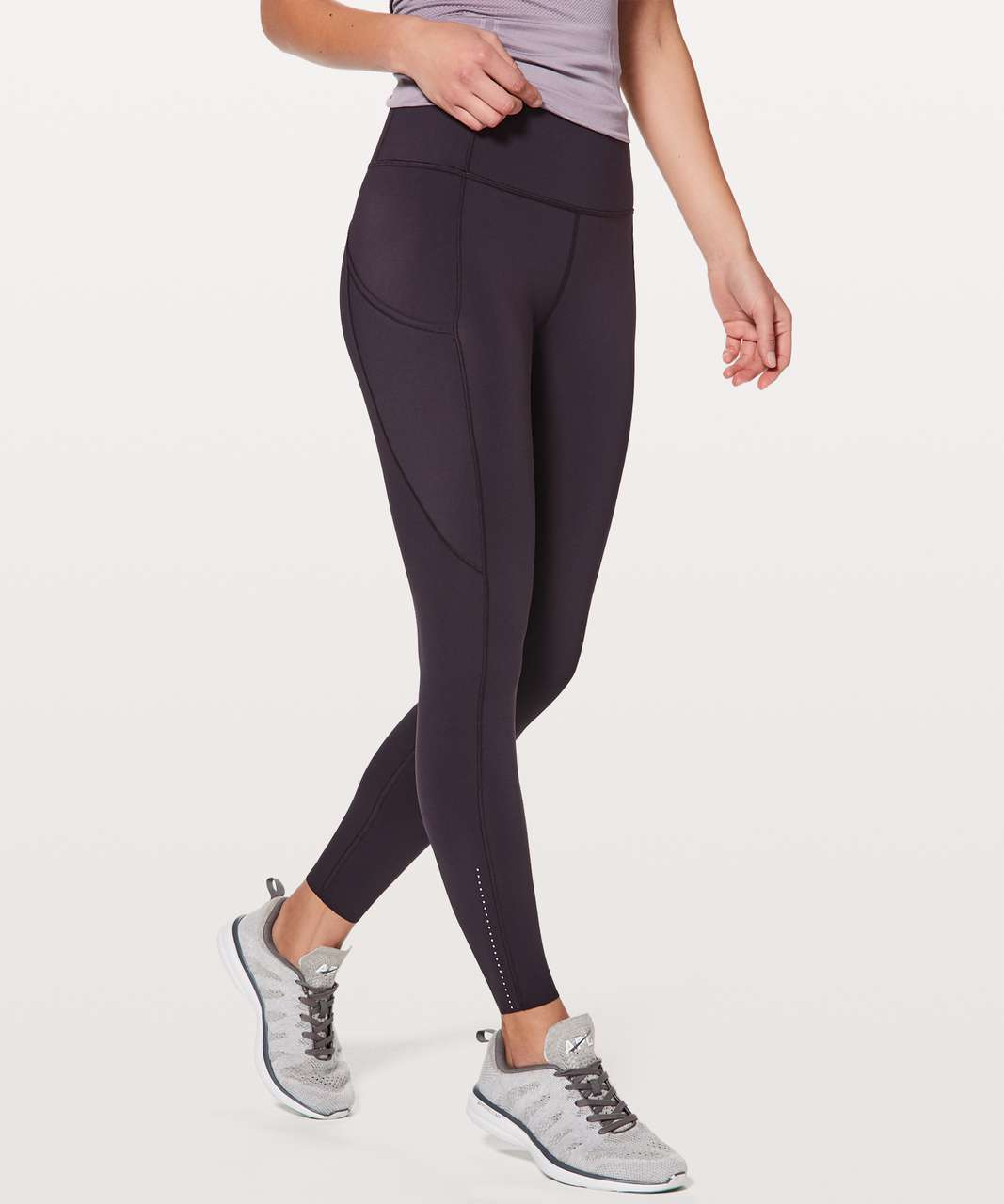 1844a55e4 Lululemon Fast   Free 7 8 Tight II  Nulux 25