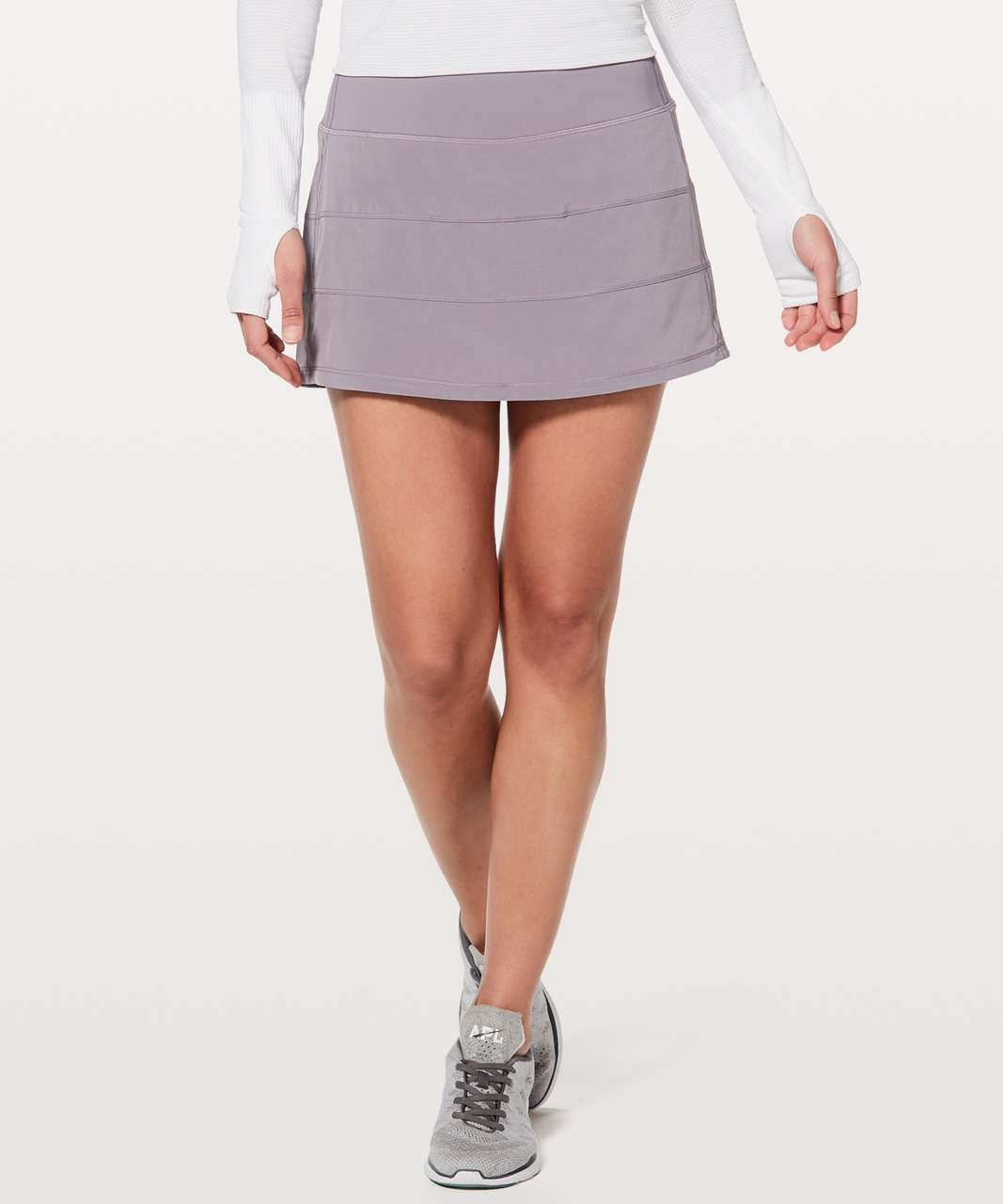 "Lululemon Pace Rival Skirt (Regular) *4-way Stretch 13"" - Dusty Dawn"
