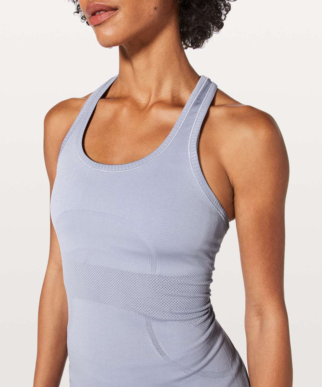 Lululemon Swiftly Tech Racerback - Berry Mist / Berry Mist