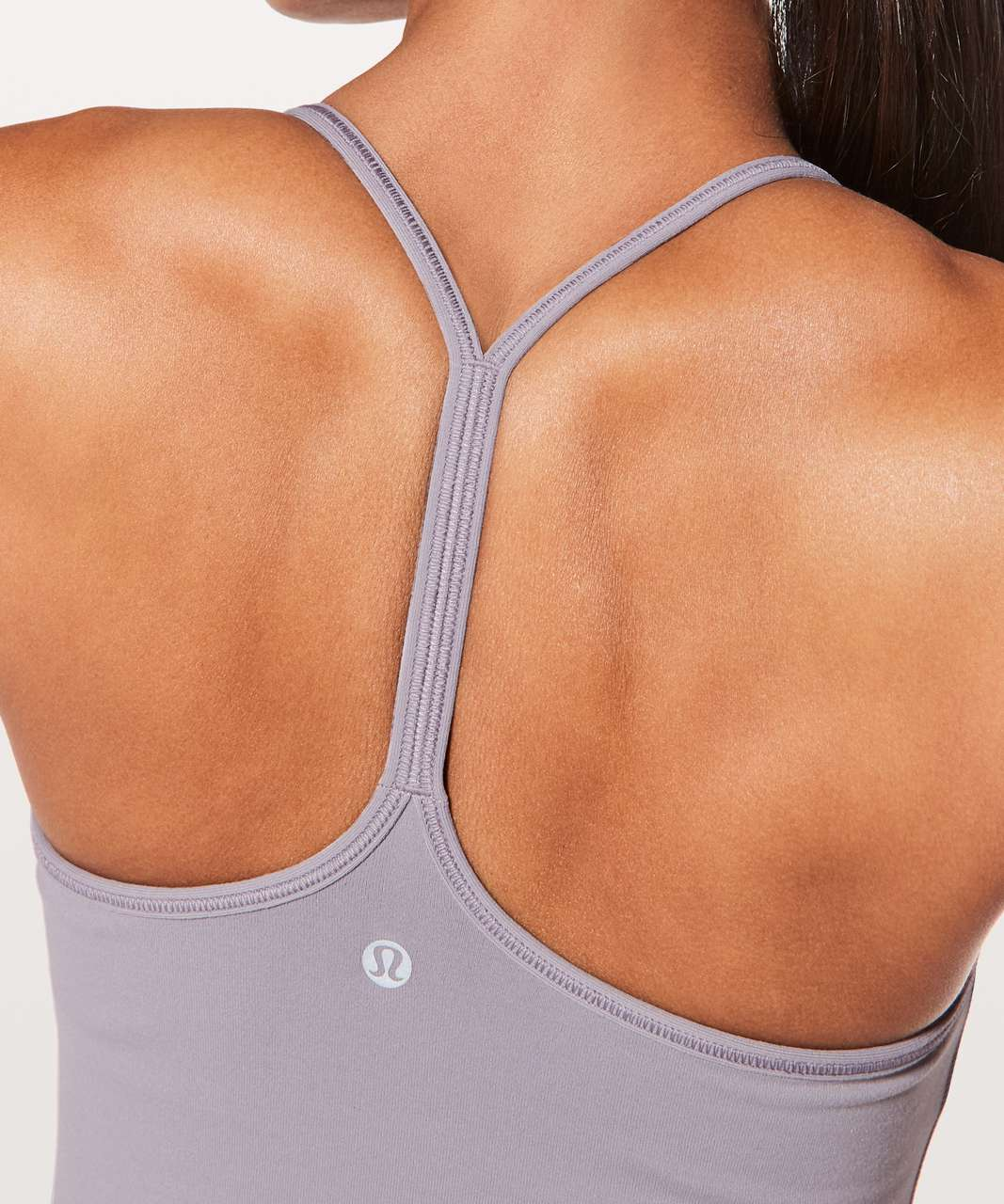 Lululemon Power Pose Tank *Light Support For A/B Cup - Dusty Dawn