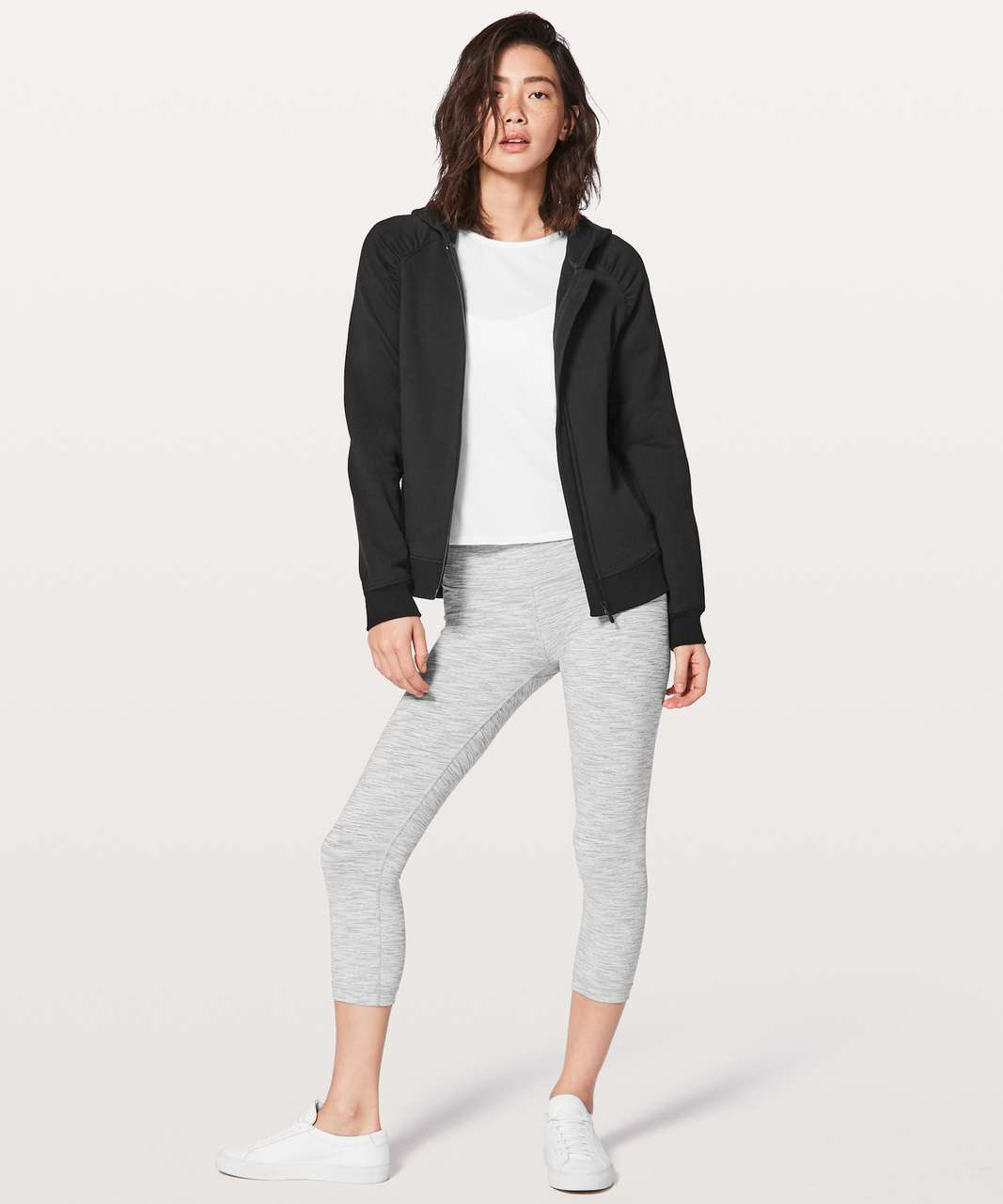 Lululemon Cool & Collected Jacket - Black