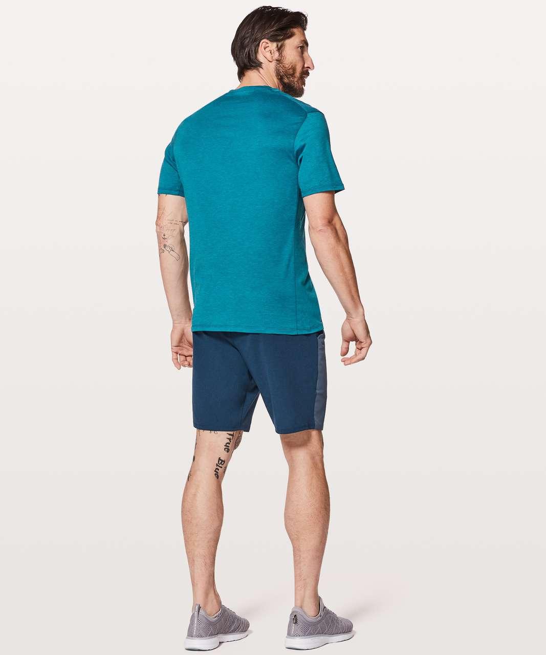 Lululemon Somatic Aero Short Sleeve - Capri