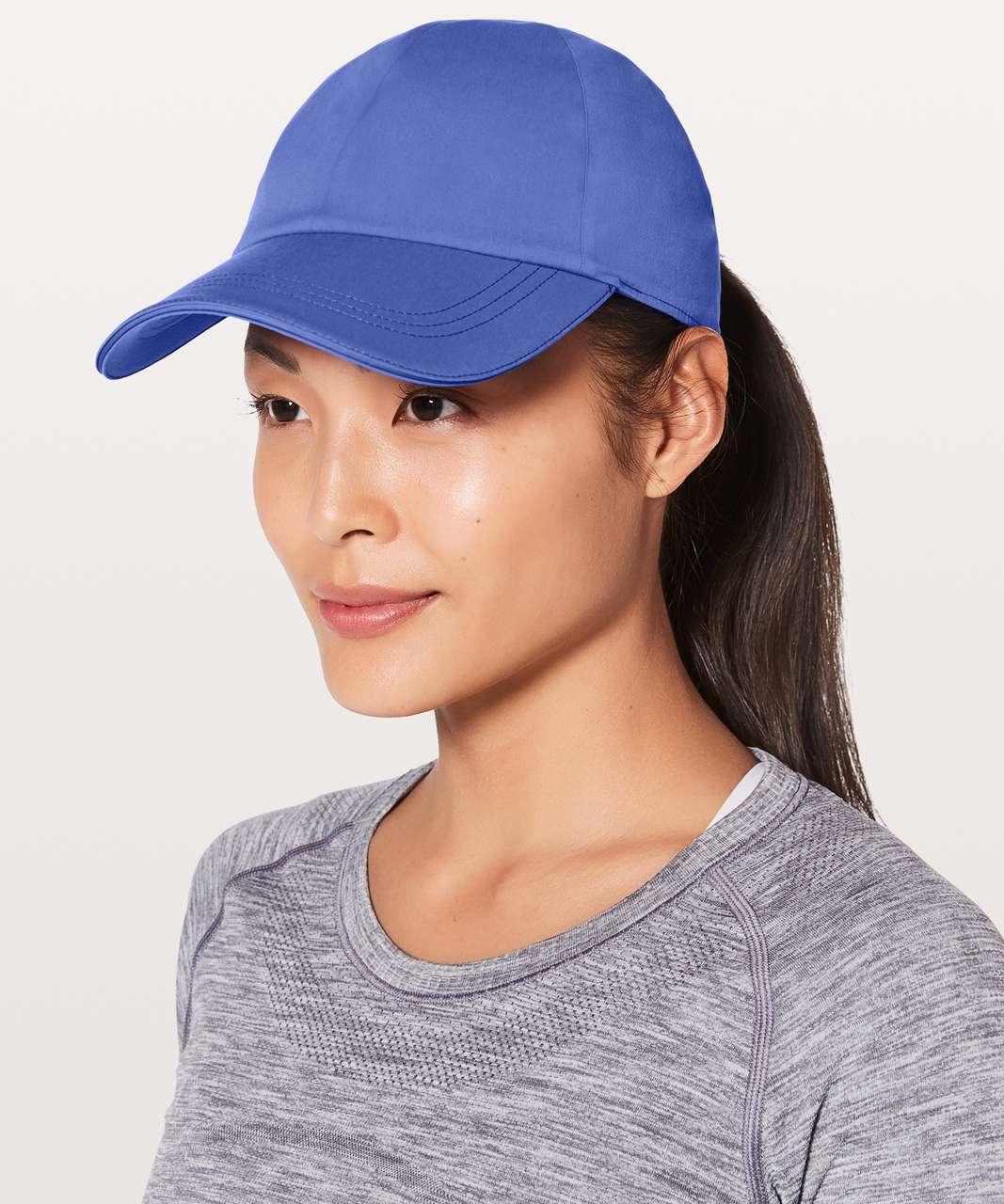 adb4d9f8 Lululemon Baller Hat Run - Moroccan Blue - lulu fanatics