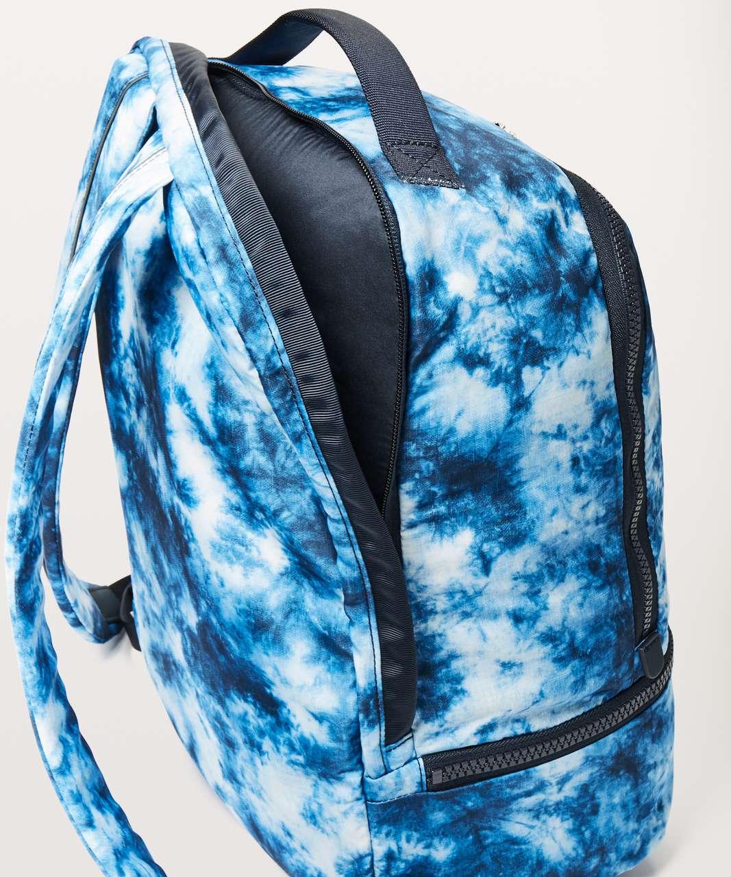 Lululemon City Adventurer Backpack *17L - Tie Dye Blue / True Navy