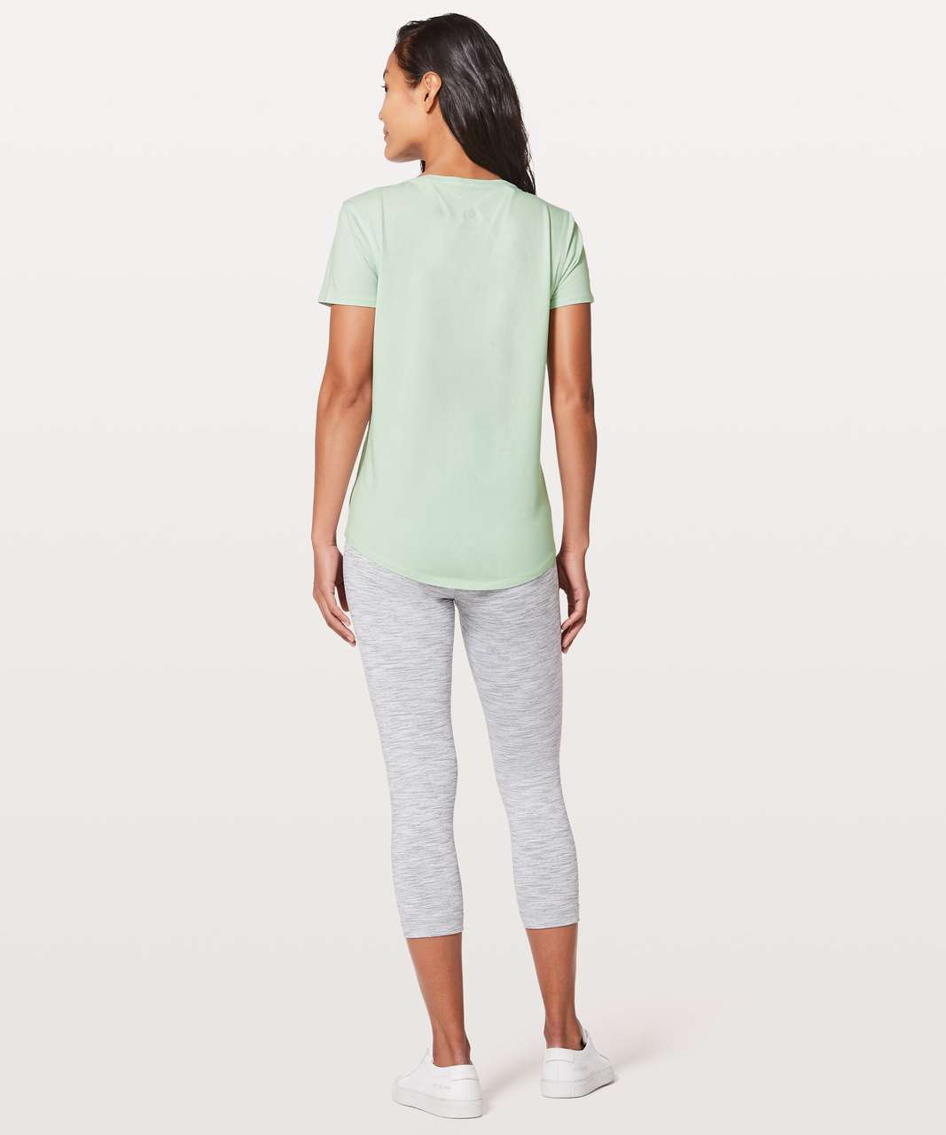 Lululemon Love Crew III - Sea Breeze