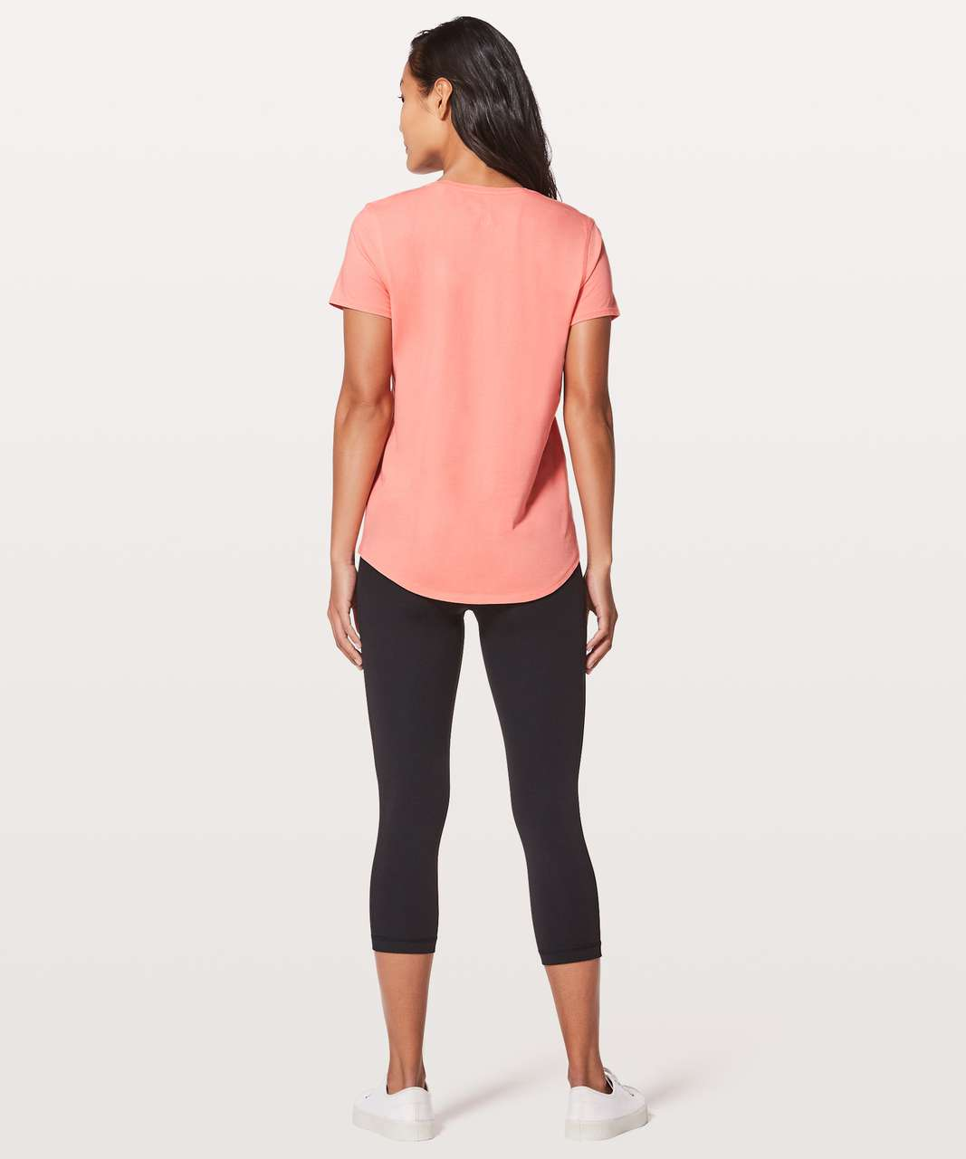 Lululemon Love Crew III - Light Coral