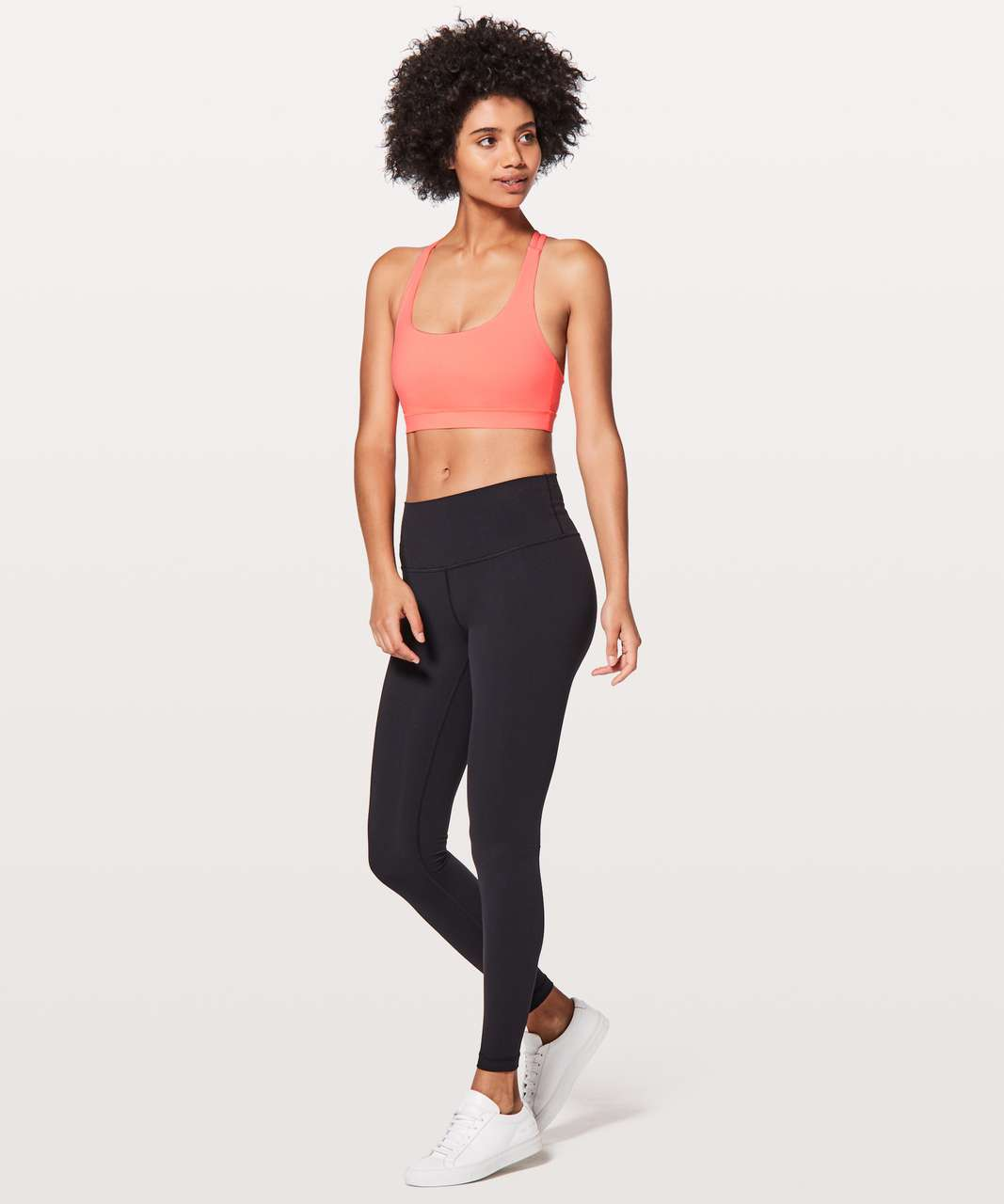 Lululemon Energy Bra - Sunset