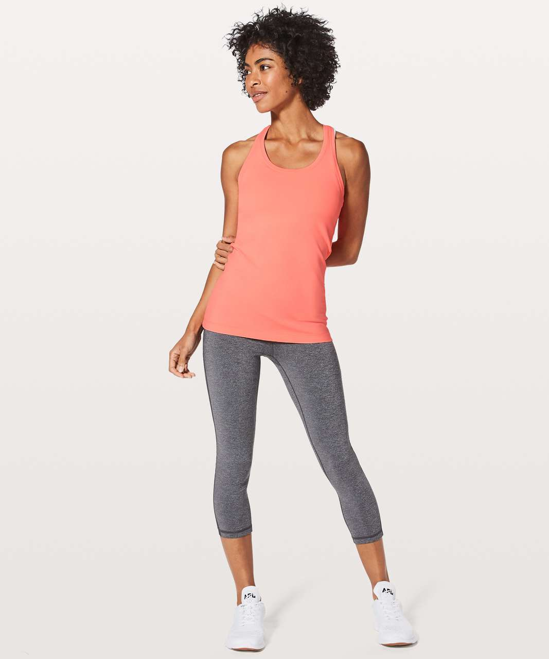 Lululemon Cool Racerback II - Sunset