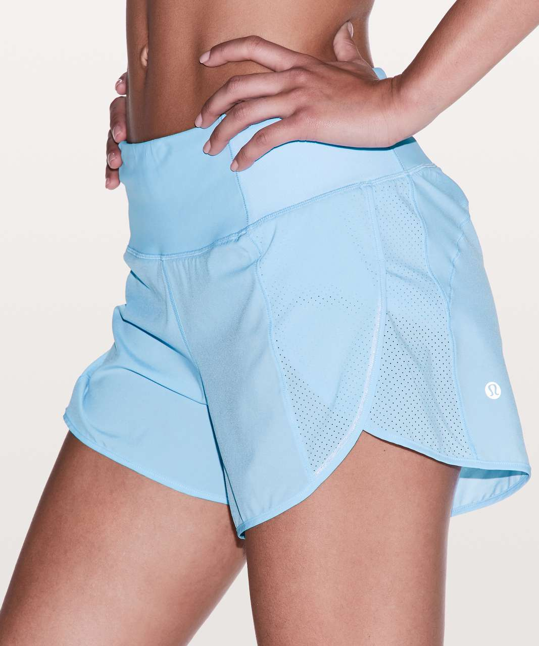 """Lululemon Real Quick Short *Perforated 3.5"""" - Breezy"""