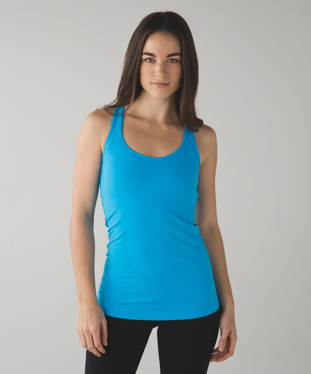 Lululemon Cool Racerback - Kayak Blue