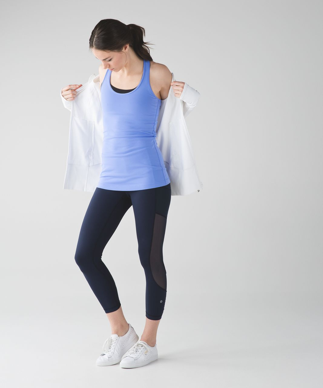 Lululemon Cool Racerback - Lullaby