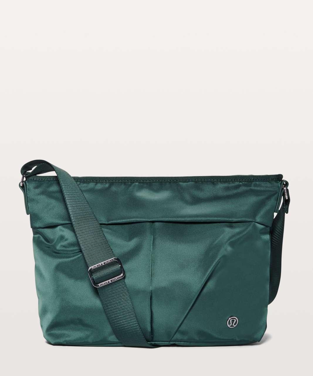 Lululemon City Adventurer Shoulder Bag *7L - Teal Shadow