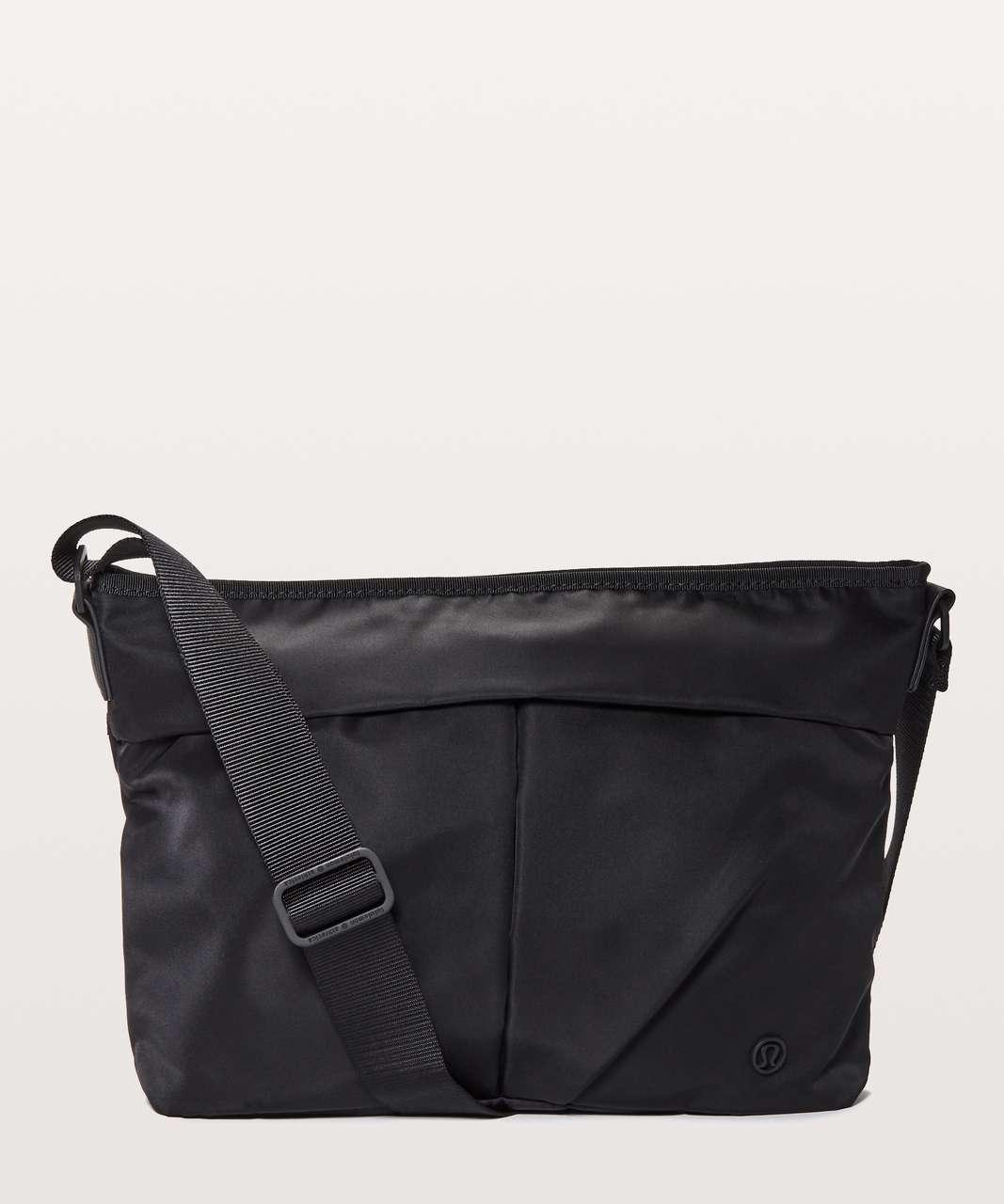 Lululemon City Adventurer Shoulder Bag *7L - Black