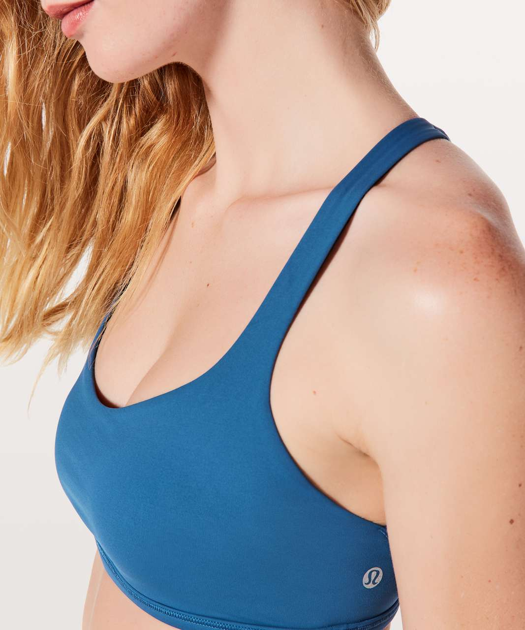 Lululemon Free To Be Bra (Wild) - Royal