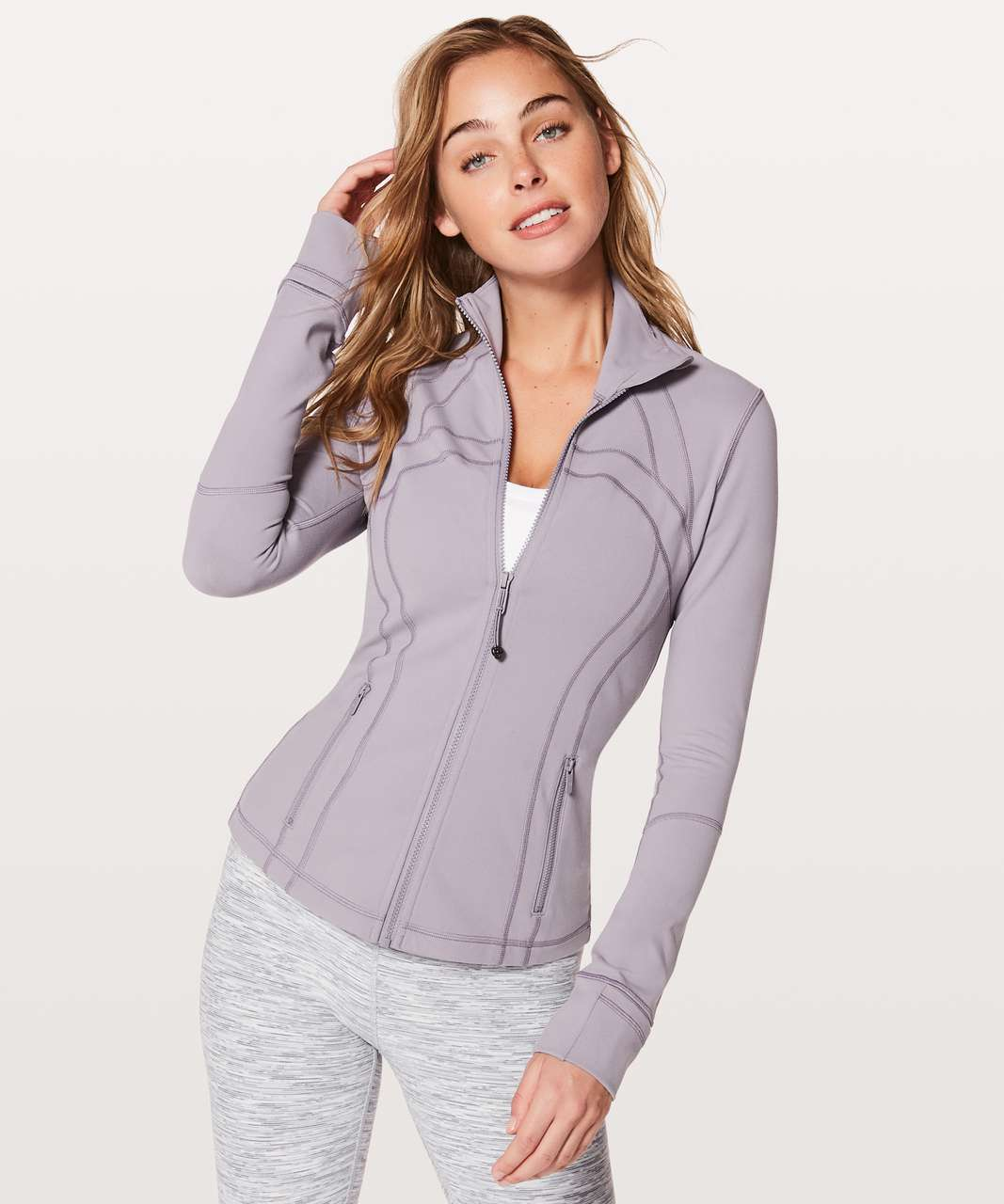 Lululemon Define Jacket - Dusty Dawn