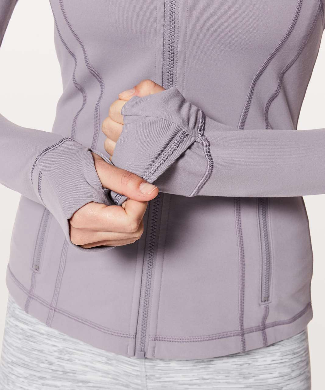 Lululemon Define Jacket - Dusty Dawn (First Release)