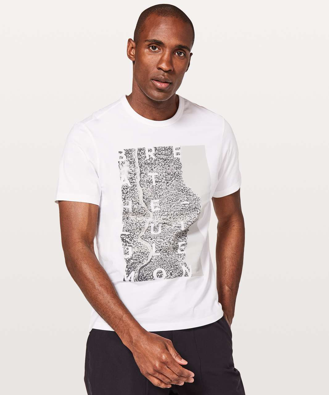 Lululemon View From The Tree Tops Tee - White