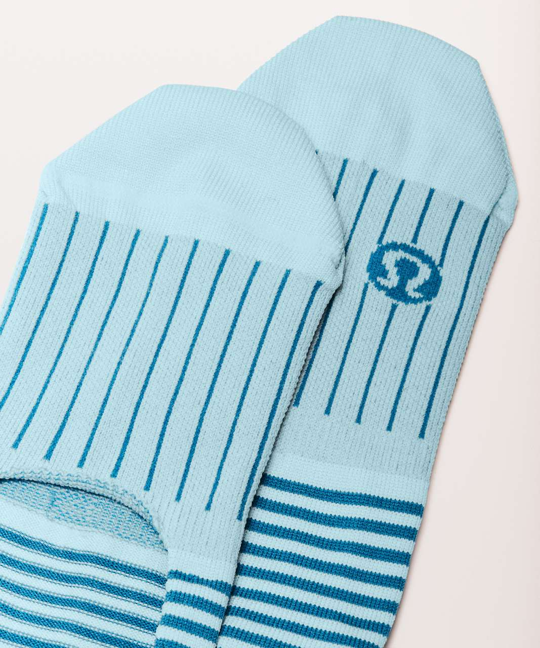 Lululemon Secret Sock - Blue Glow / Teal Blue