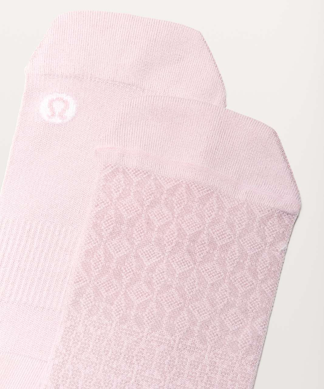 Lululemon Light Speed Sock *Silver - Petals