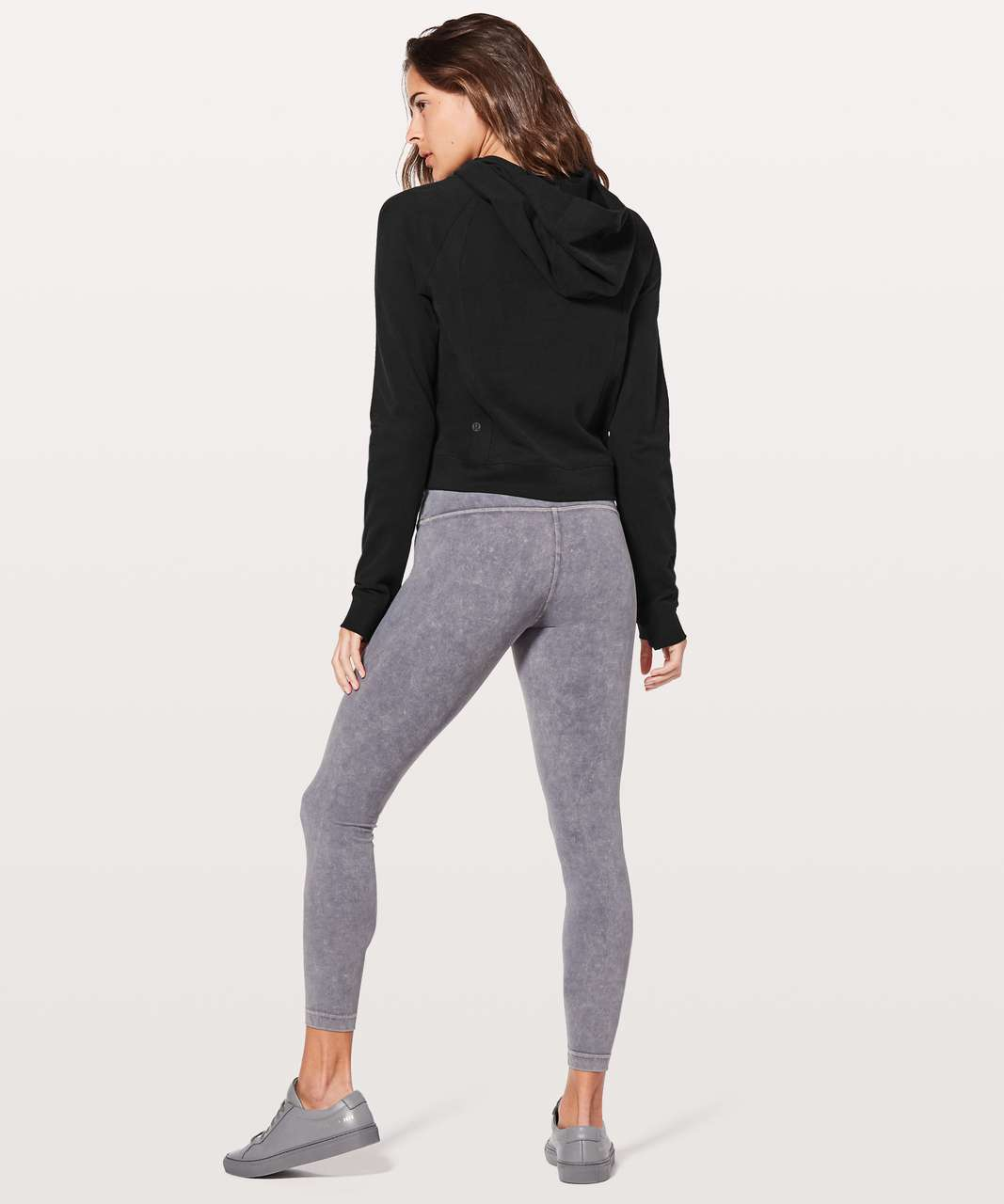 Lululemon Nice & Natural Popover - Black