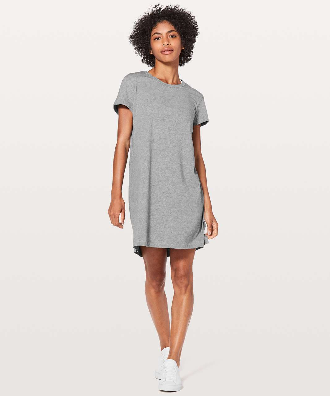 Lululemon Day Tripper Dress - Heathered Medium Grey