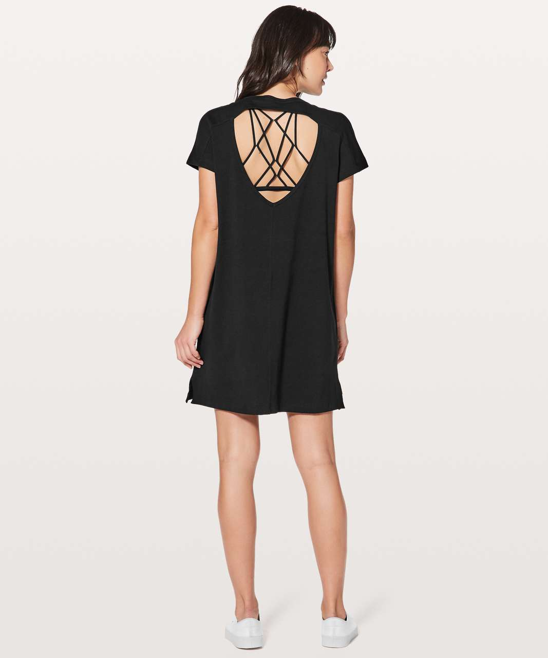 Lululemon Day Tripper Dress - Black