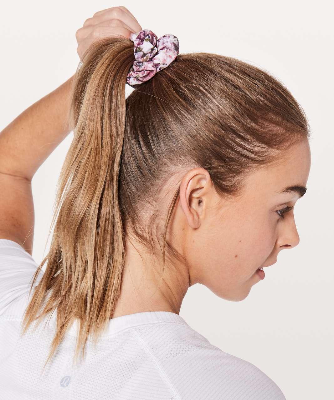Lululemon Uplifting Scrunchie - Blossom Spritz Multi