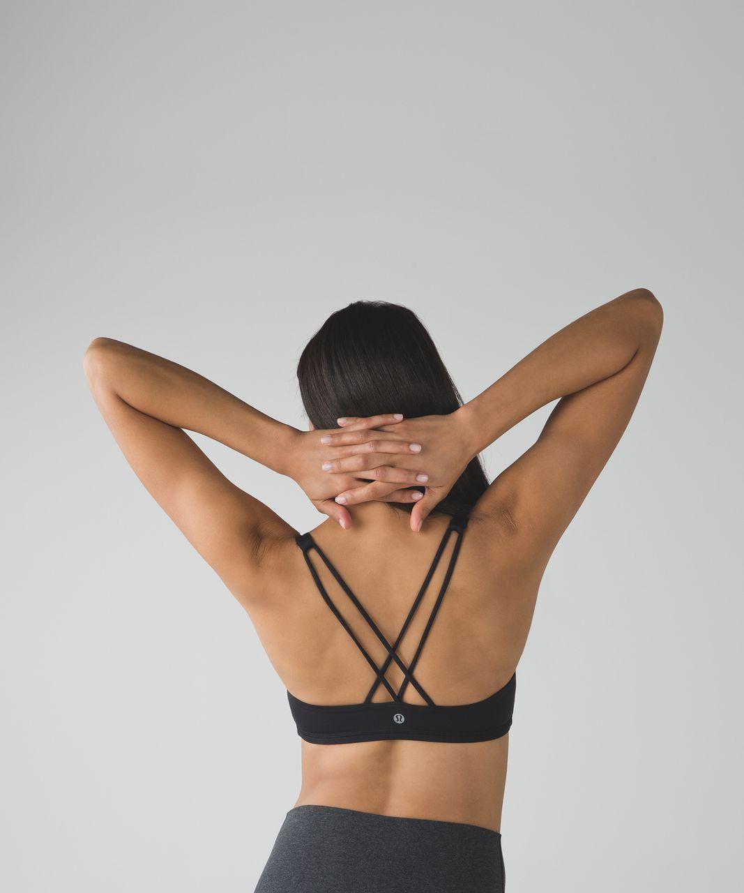 Lululemon Free To Be Bra - Black
