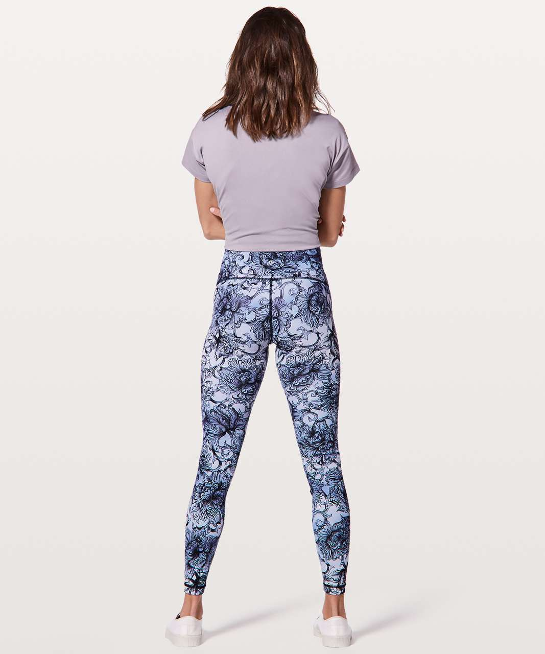 "Lululemon Wunder Under Hi-Rise Tight 28"" - Hanakotoba Starlight Multi"