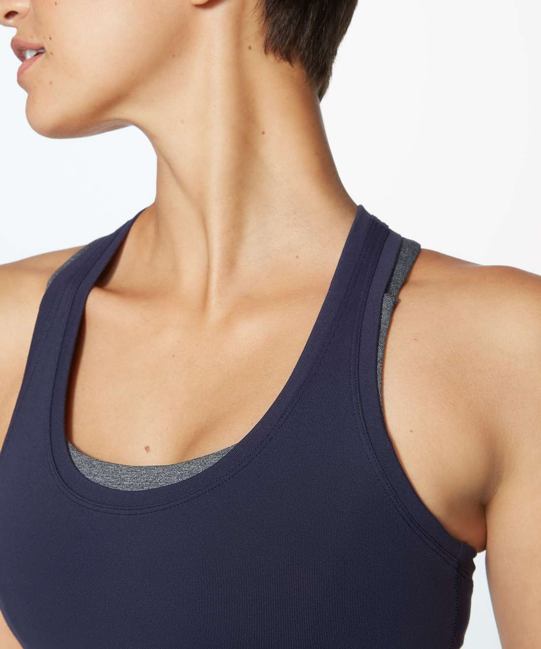 Lululemon Cool Racerback II - Midnight Navy