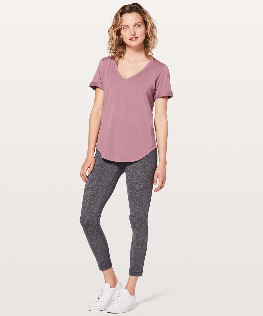 Lululemon Love Tee II - Figue