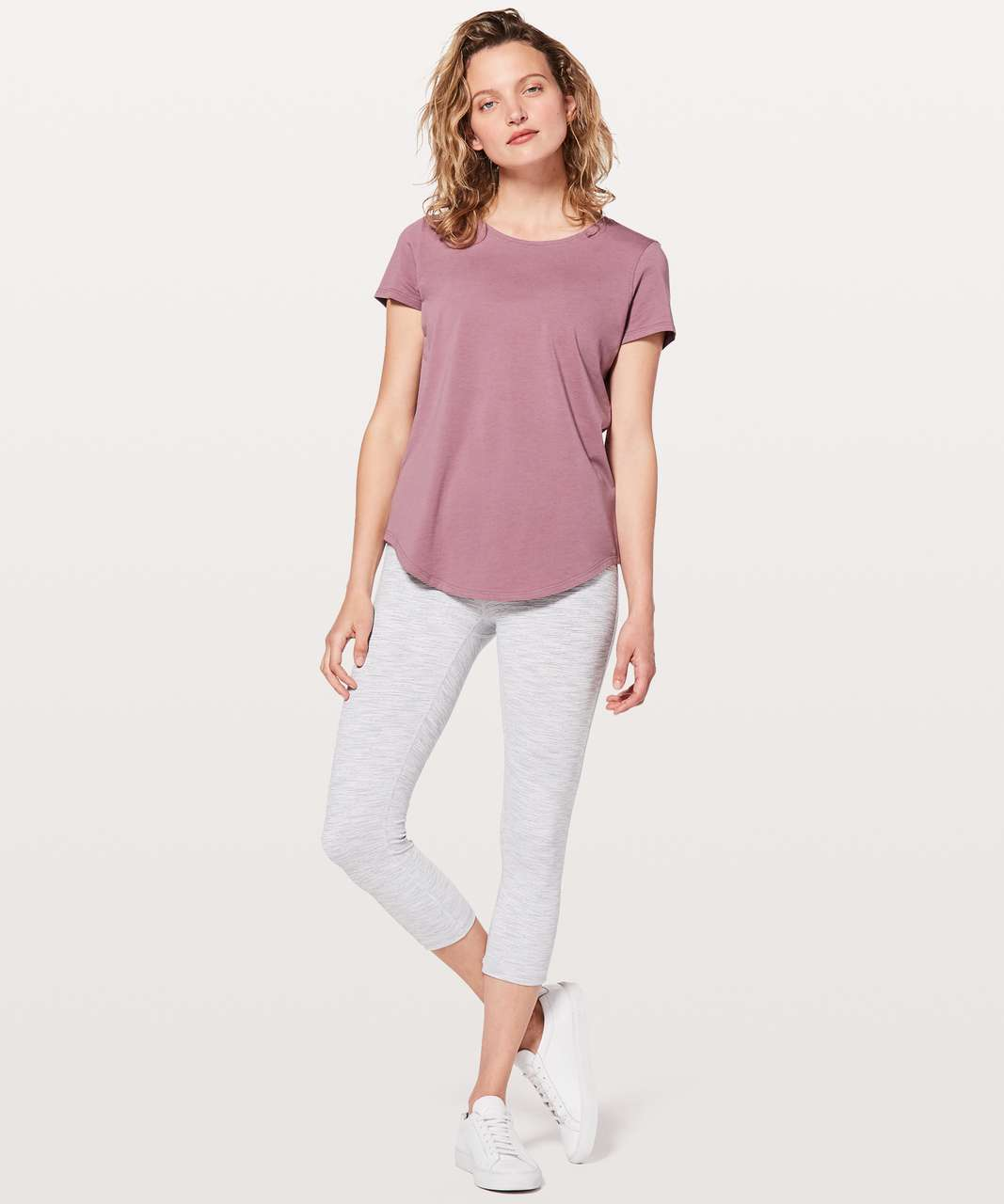 Lululemon Love Crew III - Figue