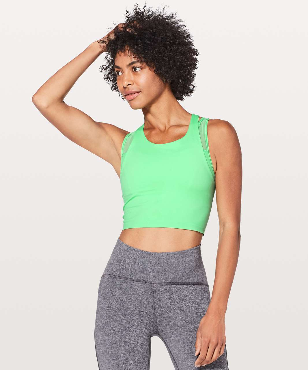 Lululemon Break Free Tank *Nulux Medium Support For B/C Cup - Dragonfly