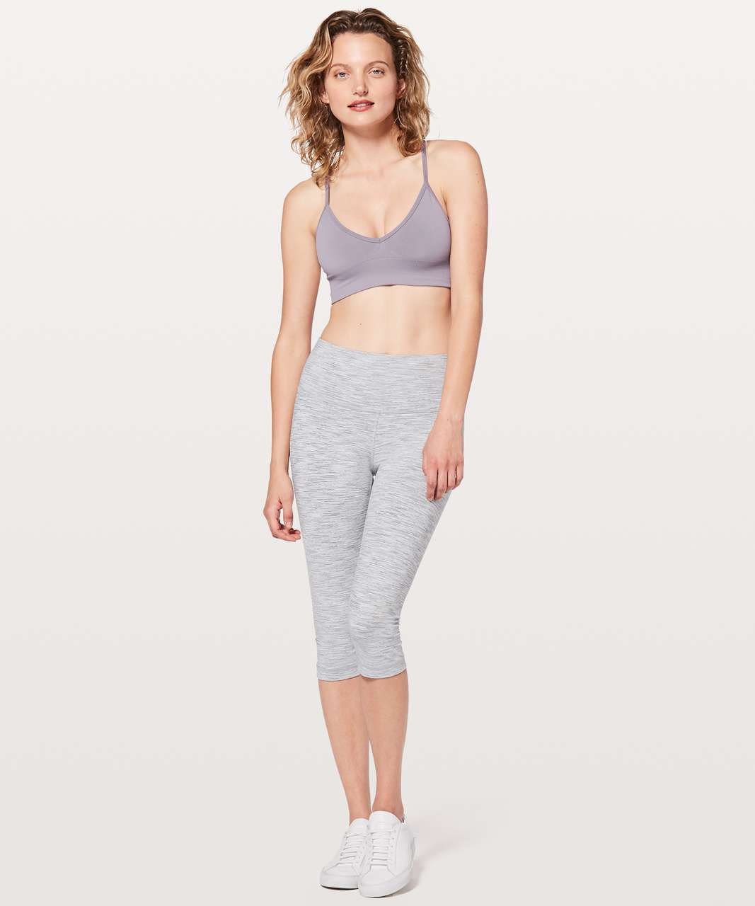 Lululemon Awakening Bra - Dusty Dawn