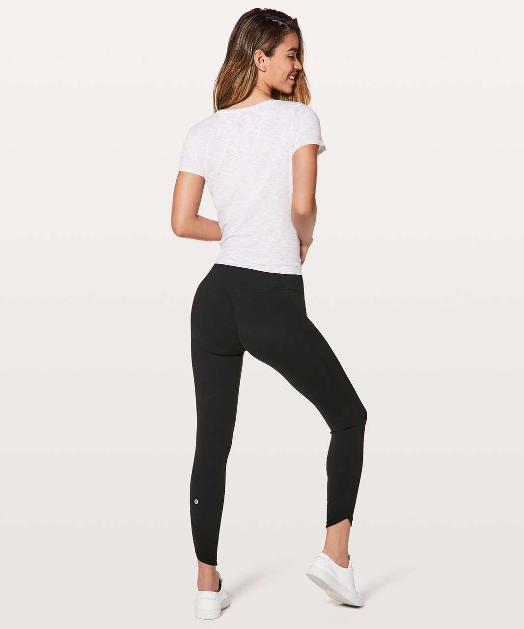"Lululemon All You Do Tight *25"" - Black"