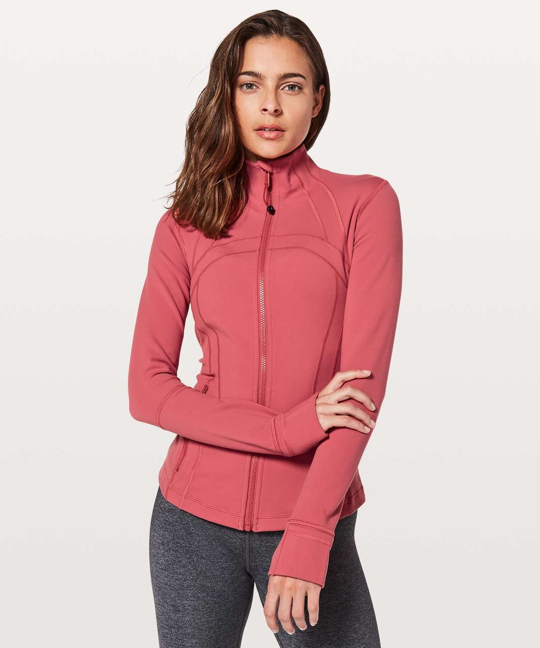 Lululemon Define Jacket - Dark Canyon
