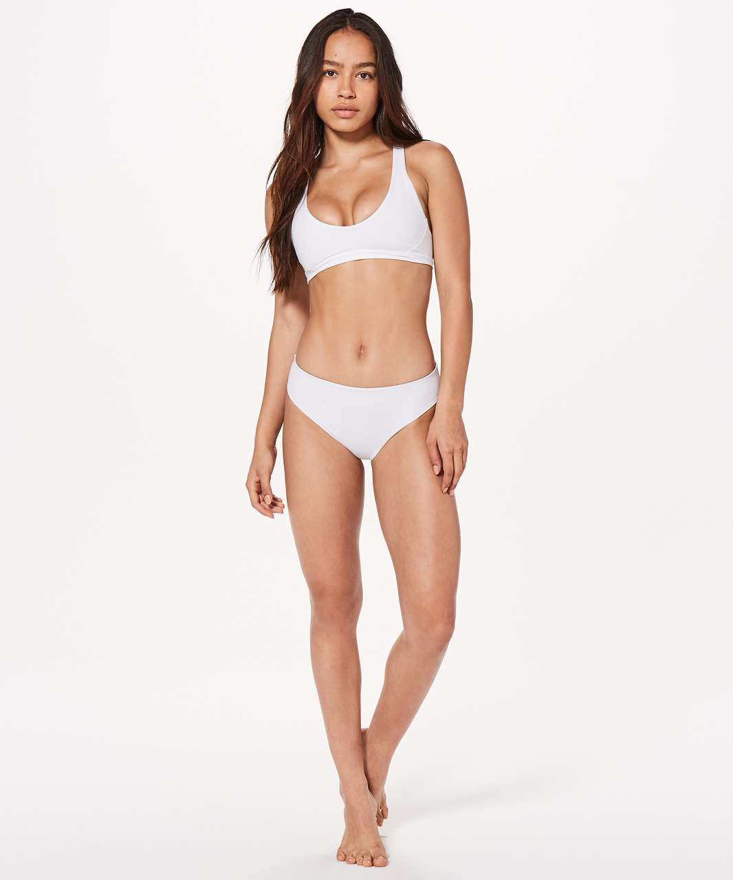 Lululemon Rising Tides Bottom - White