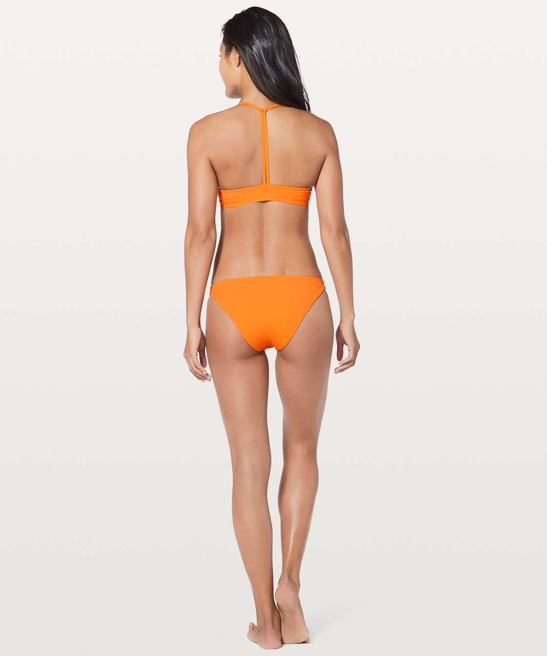 Lululemon Uncharted Waters Bottom - Vivid Amber