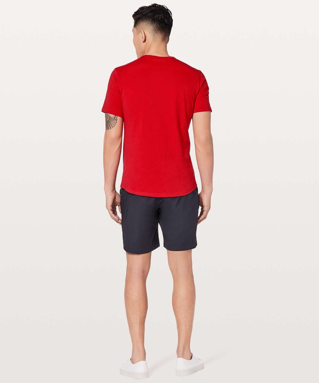 Lululemon 5 Year Basic Tee *Updated Fit - Bold Red