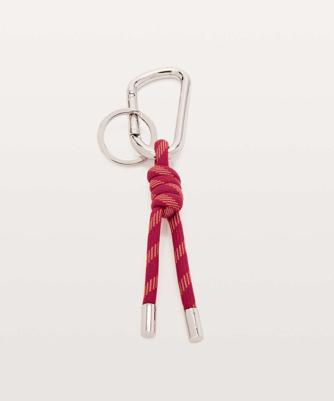 Lululemon You Hold The Key Chain - Ruby Red