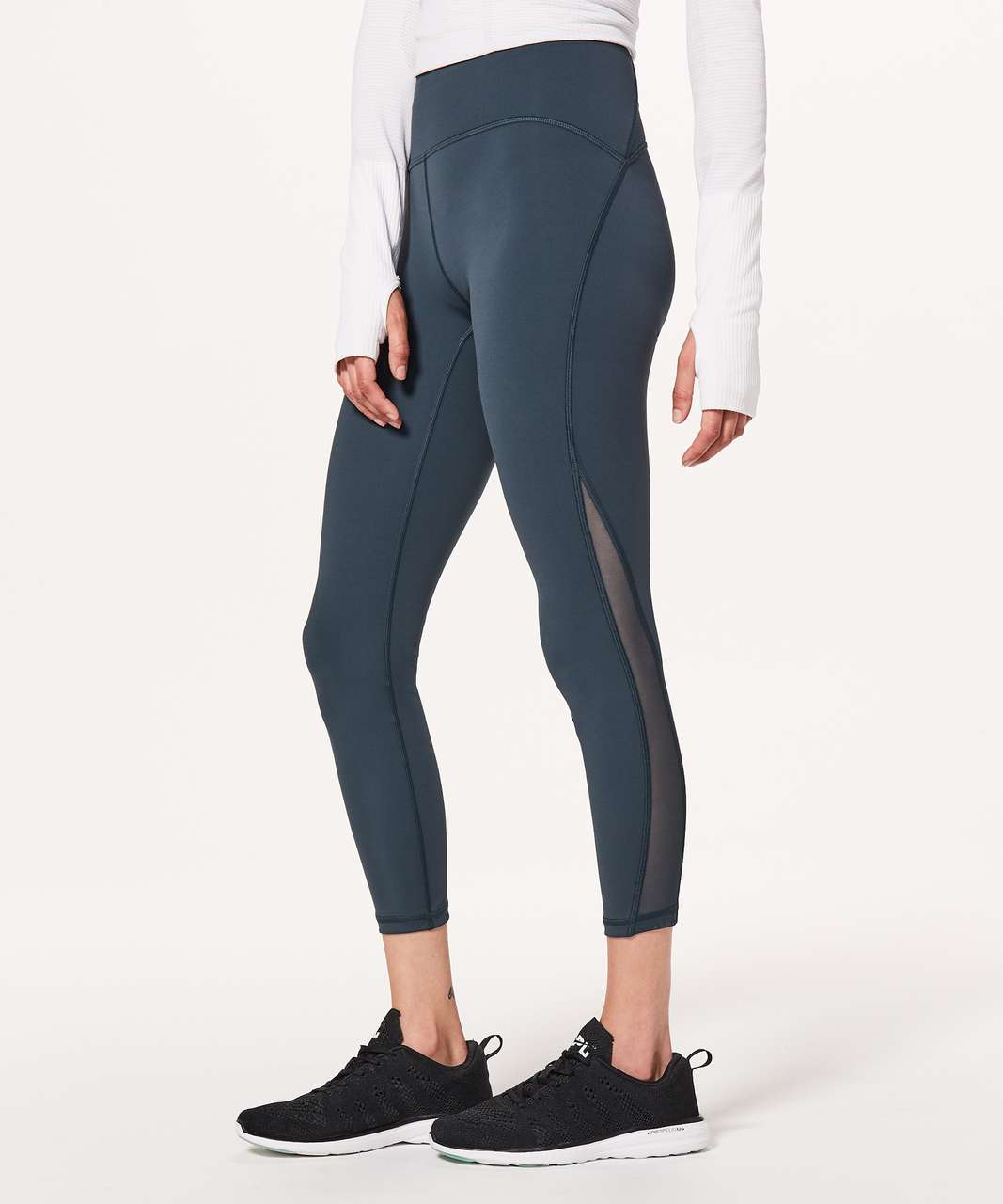 "Lululemon Train Times 7/8 Pant *25"" - Gravity"